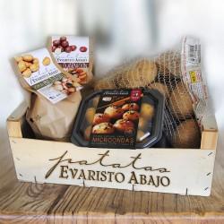 Lote 1 Patatas Evaristo Abajo